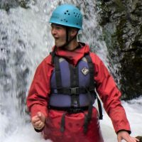 Gorge Walking - sense of achievement